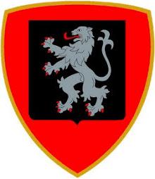 stemma brigata meccanizzata Aosta