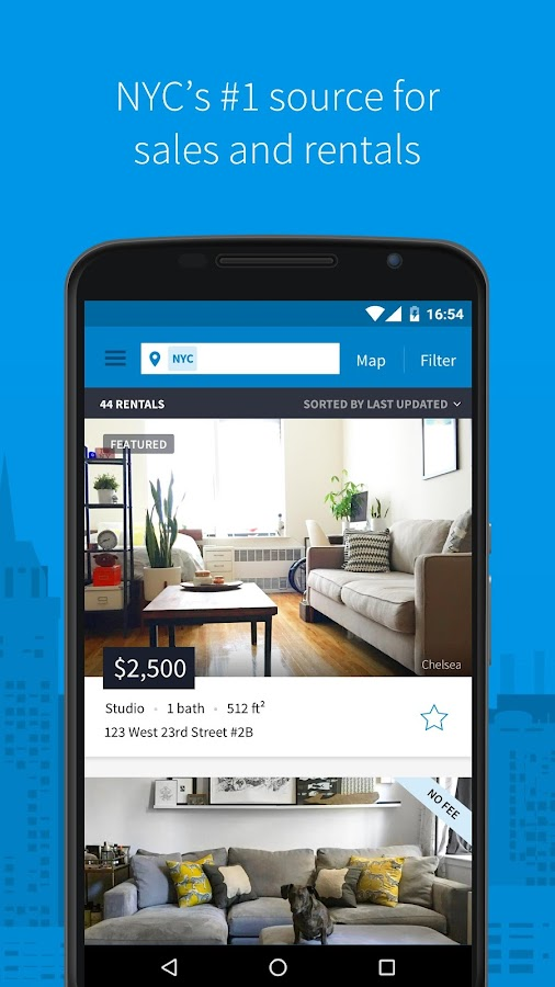 StreetEasy - Apartments in NYC- screenshot