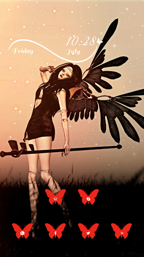 The Wings Girl