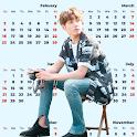 Jungkook Calendar Widget icon