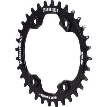 Blackspire Snaggletooth NW Chainring, XT 96BCD