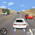 Highway Car Racing 2020: Traffic Fast Car Racer icon