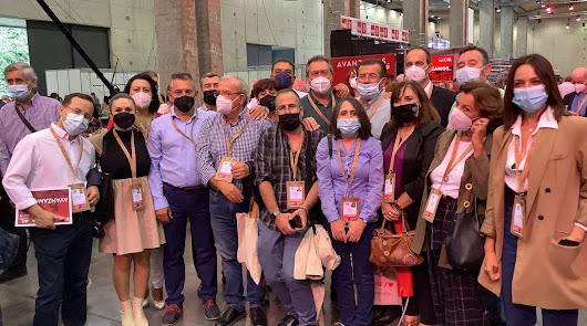 El PSOE de la capital, unido como el congreso federal