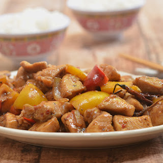 Panda Express Firecracker Chicken Copycat