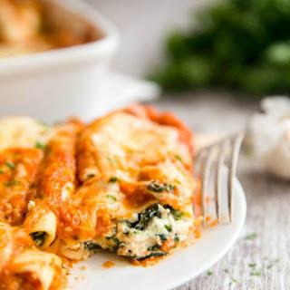Cannelloni.