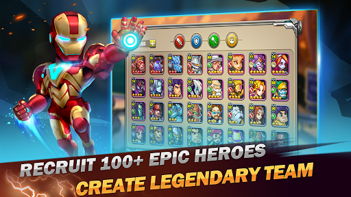 AFK Heroes: Idle Arena - Peak Battle 1.0.0 Mod screenshots 3