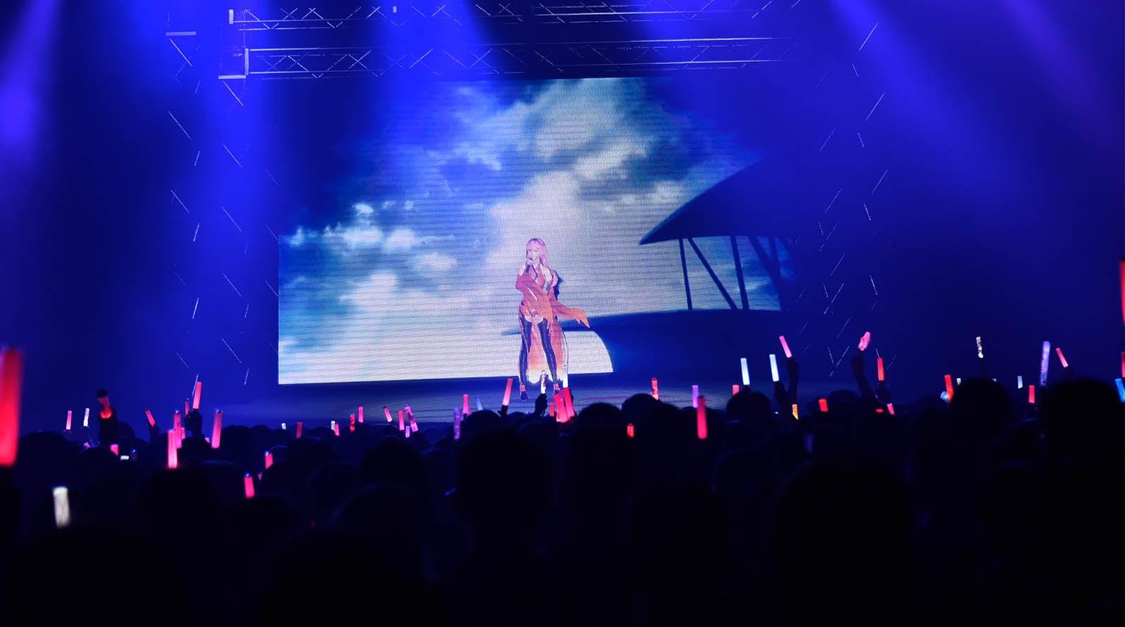 【迷迷現場】EGOIST二度來台 最新技術首度使用 純淨完美歌聲感動人心