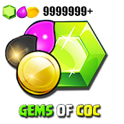 Gems for Clash calc - COC