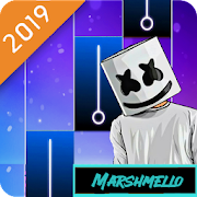 Marshmello Music Piano Tiles 2019‏