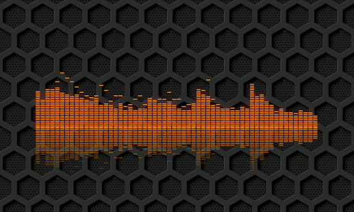 AudioBars Visualizer LWP- screenshot thumbnail