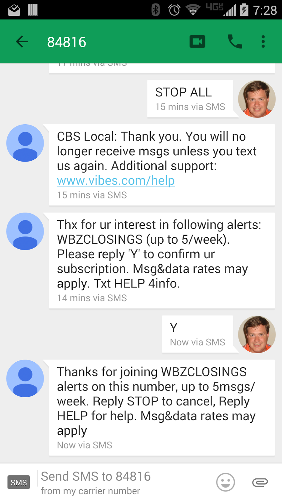 Text Alerts For School Closings Delays Holliston High Have A Model Habcf024sd After Power Outage Last Night The Check Your Mobile Phone Message From System You Will Need To Reply Y Complete Subscription
