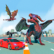 Dragon Robot Car Transform Simulator