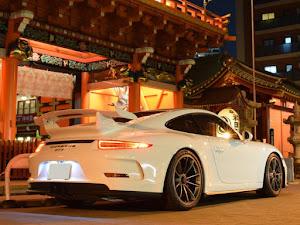 911 991MA175 GT3のカスタム事例画像 Daikinmanさんの2019年04月06日14:54の投稿