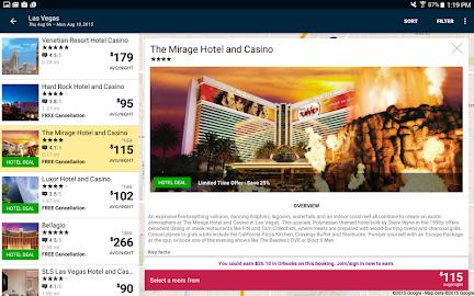 Orbitz - Flights, Hotels, Cars Screenshot 1