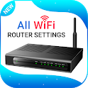 All WiFi Router Settings icon