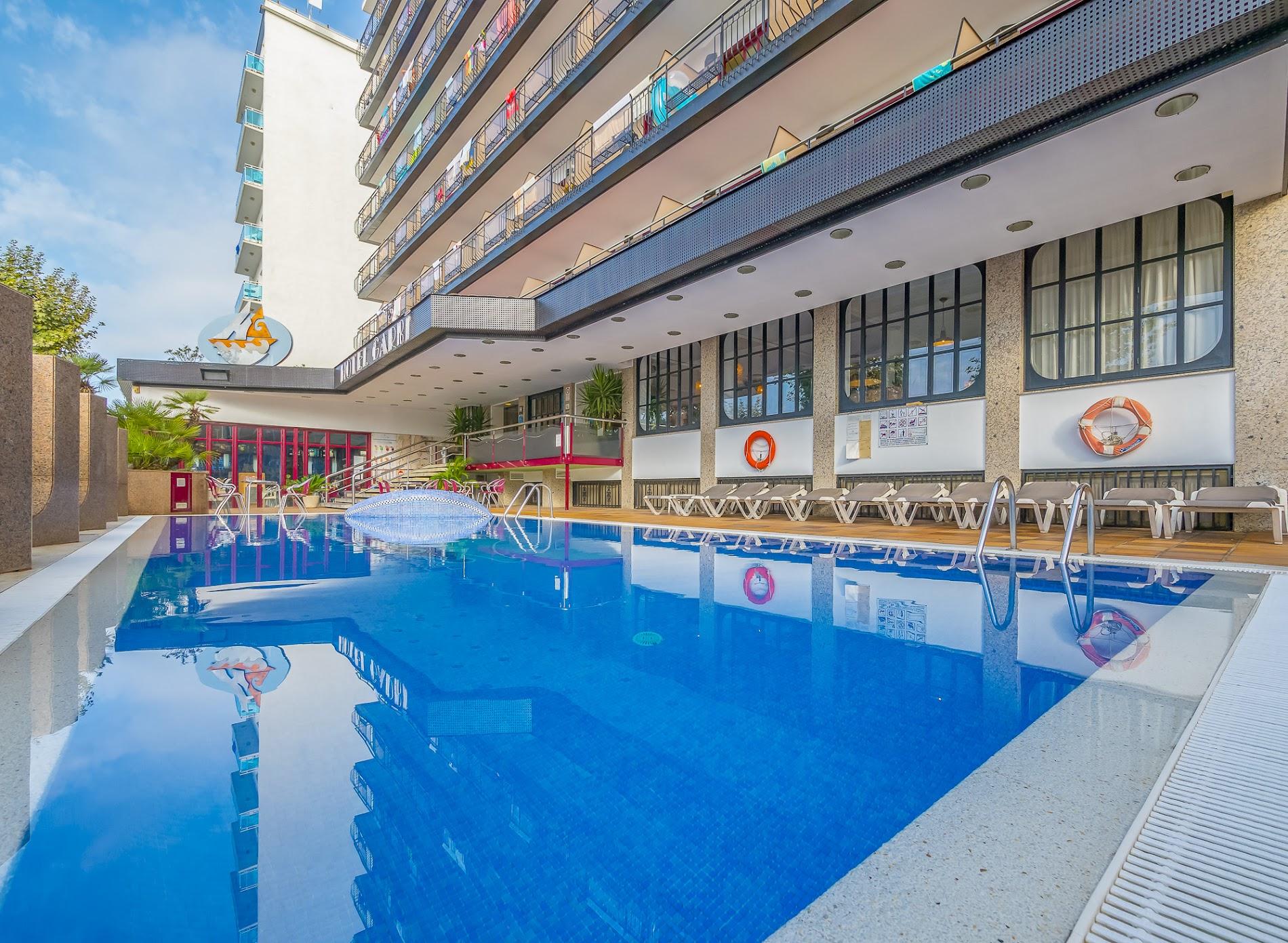Hotel Checkin Garbí *** | Calella - Barcelona | Web Oficial