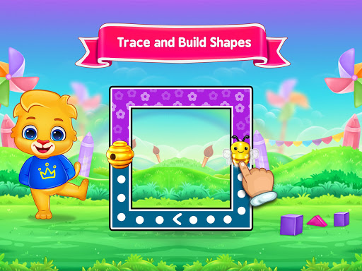Colors & Shapes - Kids Learn Color and Shape screenshots 12