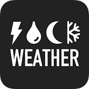 Grumpy Weather Widget
