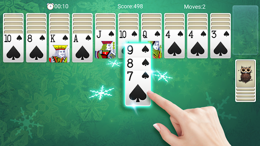 Classic Spider Solitaire-Free Solitaire Card Games 1.7.1 screenshots 5