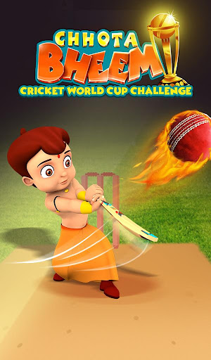 Chhota Bheem Cricket World Cup Challenge 4.4 screenshots 1