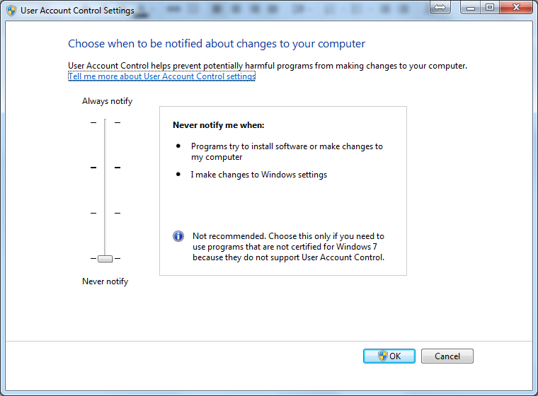 how to change windows 7 into 32 bit