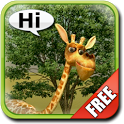 Talking Giraffe icon