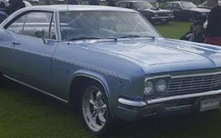 Chevrolet Impala Coupe Rent Southland