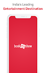 screenshot of BookMyShow - Movies, Events & Sports Match Tickets