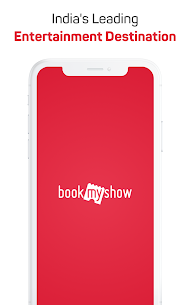 BookMyShow – Movies, Events & Sports Match Tickets App Download For Android and iPhone 1