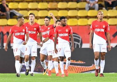 Tielemans gaat met Monaco nét niet over Montpellier