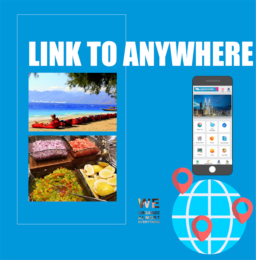 myTravelink- screenshot