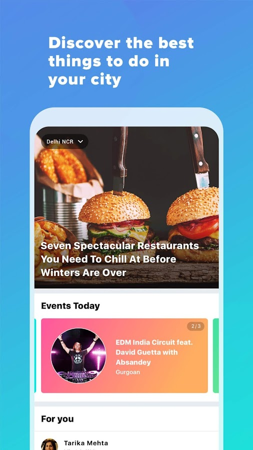Whats Hot - Discover your city- screenshot