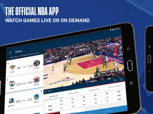 NBA App 9.1107 screenshots 8