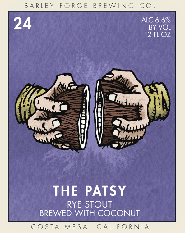 Logo of Barley Forge Patsy Aged In Rum Barrels
