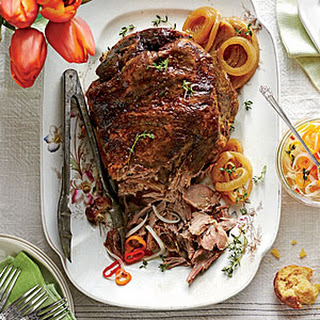 5-Ingredient Slow-Cooker Pulled Pork.