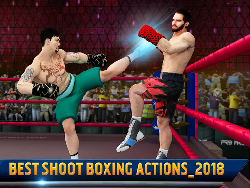 PRO Punch Boxing Champions 2018: Real Kick Boxers 1.0 screenshots 11
