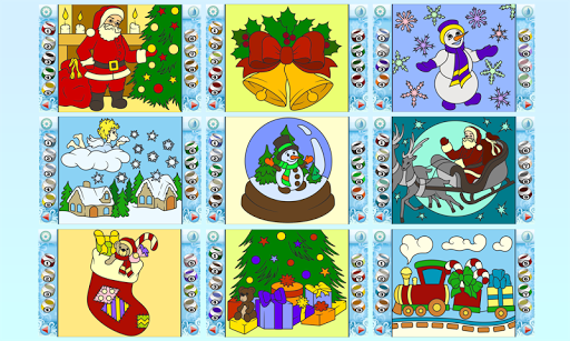 Color by Numbers Christmas PRO
