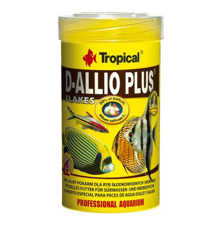 Tropical D-Allio Plus 100ml/20g