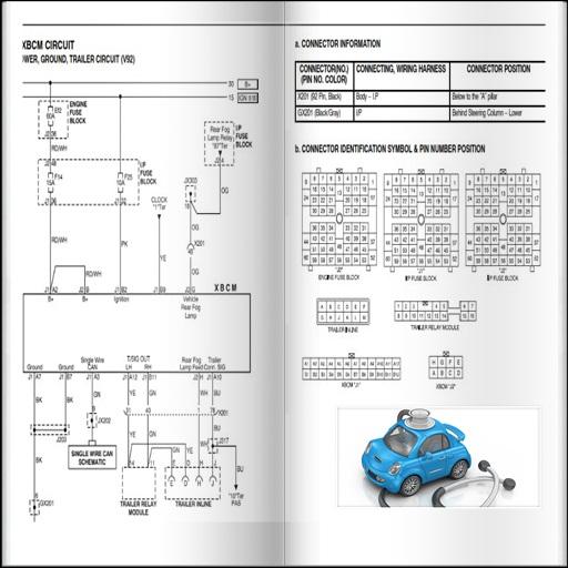 Wiring Circuit Diagram Mobil- screenshot