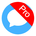 Messenger L SMS, MMS Pro icon