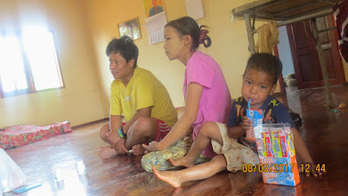 Photo: Nong Kiao Kachin family all with HIV