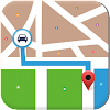 GPS Route Finder : Maps , Navigation & Tracking