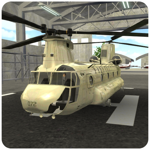Army Helicopter Marine Rescue (game)
