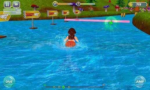 Fancy Mermaid Race Adventures - náhled