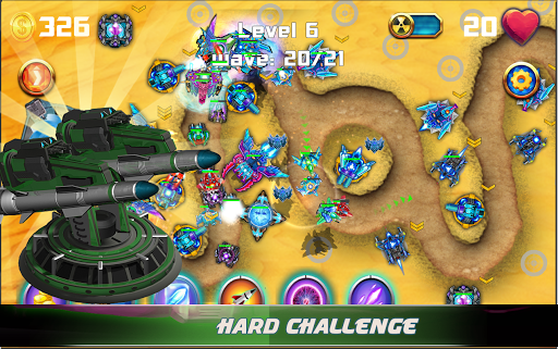 Tower Defense Zone screenshots 4