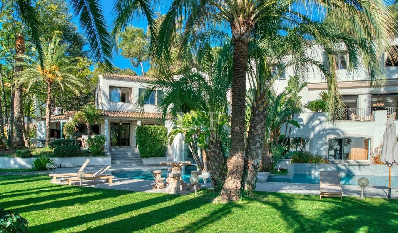 Villa avec piscine et jardin Saint paul de Vence