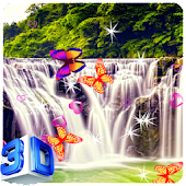 3D Waterfall Wallpapers