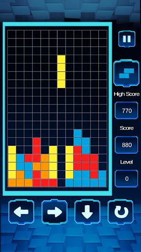 Brick Puzzle Classic  captures d'u00e9cran 1