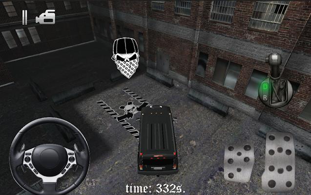 Gangsta Car Parking 3D HD - screenshot