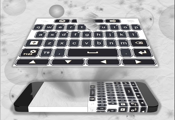 Different Keyboard for Phone - screenshot